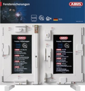 ABUS Demofenster